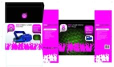 舞动电子产品彩盒图片