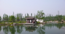 北京园博园景观图片