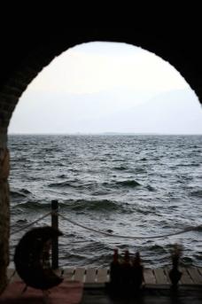 临海之窗图片