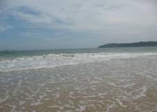 三亚海滩图片