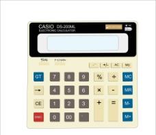 计算器 矢量图图片