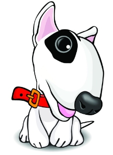 小狗 卡通动物图片