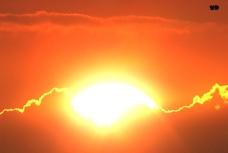 夕阳视频素材素材下载
