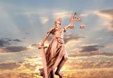 司法雕塑雕像图片