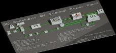 3D火电厂示意图