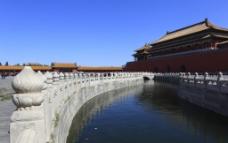 北京风光(巨幅) 故宫图片
