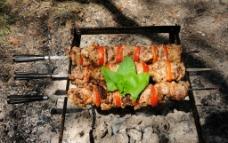烤肉串图片