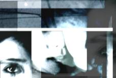 复古刮痕视频素材模板下载