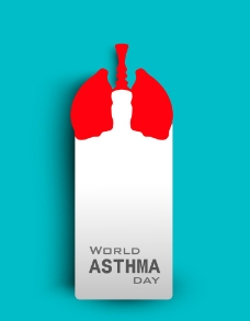世界哮喘日图片