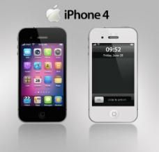iphone4模板图片