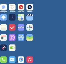 扁平化icon图片