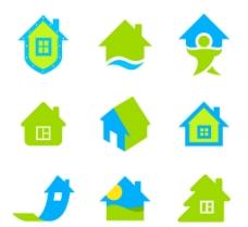 房地产符号图片
