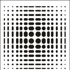 矢量 圆形 放射图片