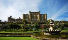 苏格兰城堡图片