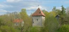 爱沙尼亚 西维鲁县 塔屋图片