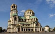 保加利亚 亚历山大涅夫斯基 大教堂图片