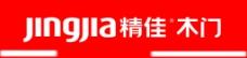 精佳木门logo图片