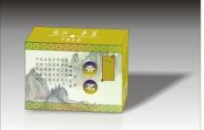 茶叶包装效果图图片
