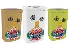 茶叶罐图片