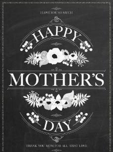 母亲节mom图片