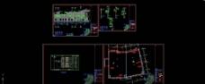 CAD外立面图素材下图片