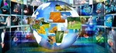 地球未来科技商务商业图片