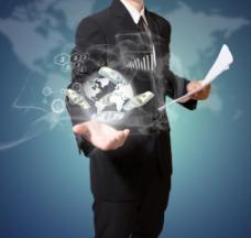 现代商务设计图片