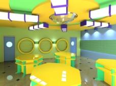 幼儿园教室图片