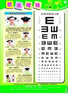 眼保健操图片