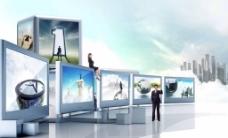 高科技商务图片