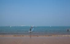 海口假日海滩图片