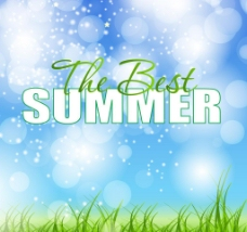 夏季背景图片