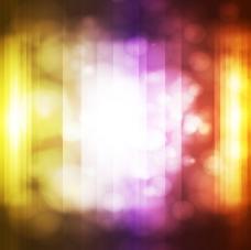 炫彩光晕几何背景矢量素材炫光图案