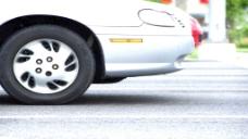 时间流逝的汽车从道路股票视频 视频免费下载