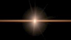 透明的alpha通道循环运动的背景光的闪光 视频免费下载
