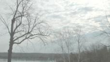 在姐姐湾股票录像时间的推移多云的天空 视频免费下载