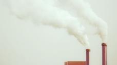 工业烟囱的运动背景 视频免费下载