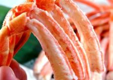 蟹腿肉图片