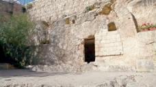 耶路撒冷的股票视频花园的坟墓 视频免费下载