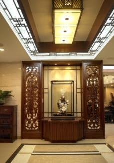 中式古典大厅设计