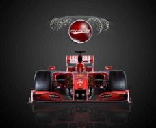 F1 赛车 高清 PSD 源文件