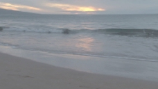 在夏威夷海滩股票视频波 视频免费下载