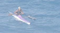 伦吉拉岛人股票视频独木舟