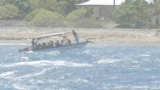 伦吉拉岛观光船股票视频