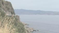 意大利墨西拿海峡渔船18股票的录像
