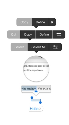 UI界面设计图片