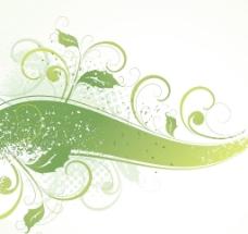 植物花纹图片