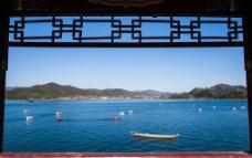 金海湖图片