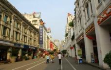 厦门步行街图片