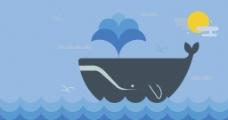 whale大海图片